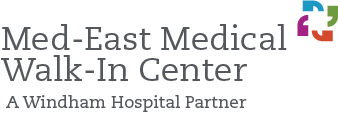 Med-East Medical Walk-In Center logo