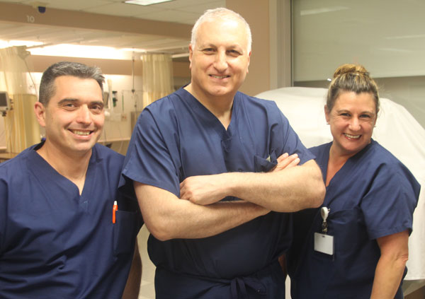 Accomplished Spine Surgeon Performs First Case at Windham Hospital